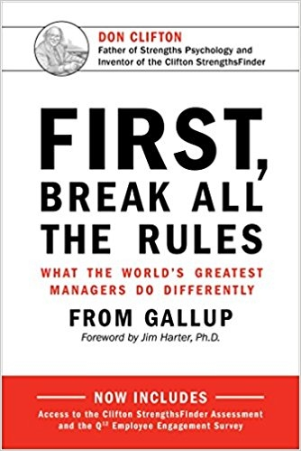 First break all the rules / Сначала нарушьте все правила