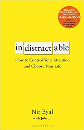 Indestractible book cover